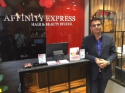 Vinay Madan, Partner & Director – Operations, Goodman Projects Pvt Ltd, Affinity Express