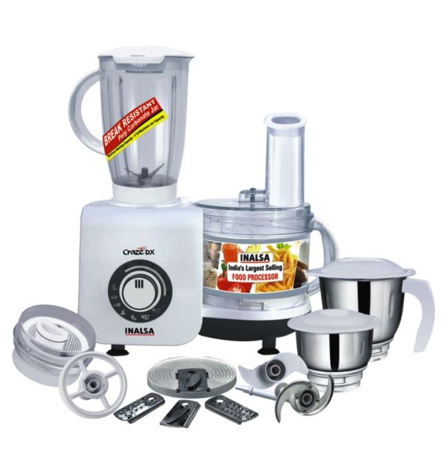 inalsa launches its season special kitchen appliances for online