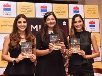 At Crossword Bookstores - Parizad Kolah Marshall, Author Gauri Sinh and Ujjwala Raut